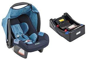 Bebê Conforto Touring Evolution Se com Base - Geo Azul - Burigotto