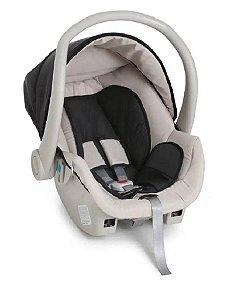 Bebê Conforto Cocoon (até 13 kg) - Cinza Mesclado - Galzerano