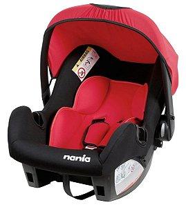 Bebê Conforto Nania Ange Acces (até 13 kg) - Rouge - Nania