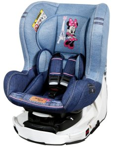 Cadeira Para Auto Disney Revo Denim - Minnie Mouse - Team Tex