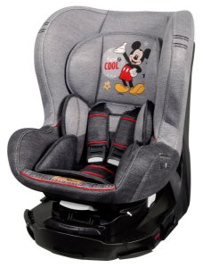 Cadeira Para Auto Disney Revo Denim - Mickey Mouse - Team Tex