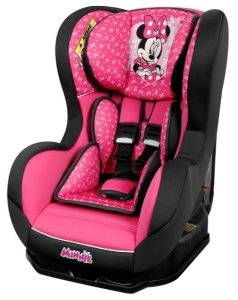 Cadeira Para Auto Disney Primo - Minnie Mouse Paris - Team Tex