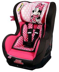 Cadeira Para Auto Disney Primo - Minnie Mouse - Team Tex