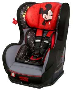 Cadeira Para Auto Disney Primo - Mickey Mouse - Team Tex
