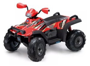 Quadriciclo Polaris Sportsman 700 Twin New Red - Peg-Pérego