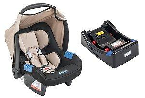 Bebê Conforto Touring Evolution Se com Base - Burigotto Bege