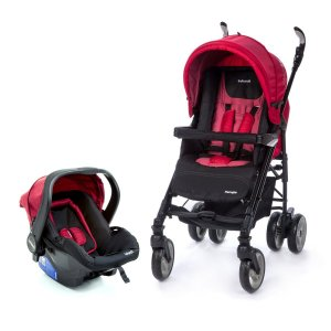 Travel System Perugia Duo - Cherry - Infanti
