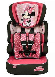 Cadeira Para Auto Disney Beline Sp - Teamtex Minnie Mouse