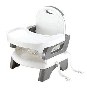 Cadeira de Alimentação Portátil Flex Cinza - Mastela