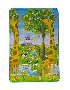 Tapete Portátil Dupla Face (+0M) - ABC Girafa - Ibimboo
