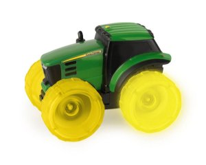 Mini Trator Monster Treads Relâmpago John Deere - Peg-Pérego