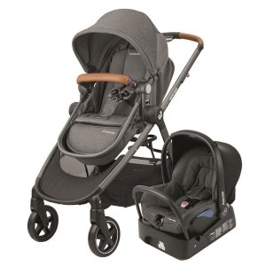 Travel System Anna Com Base - Sparkling Grey - Maxi-cosi