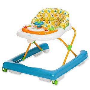 Andador para Bebê Buggy Azul - Voyage