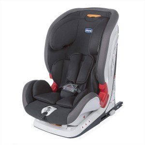 Cadeira para Auto Youniverse Fix (até 36 kg) - Jet Black - Chicco