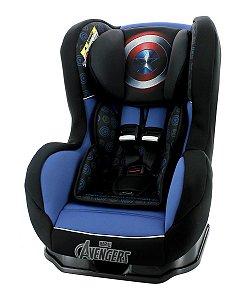 Cadeira para Auto Primo 25kg Capitão America - Marvel