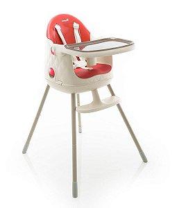Cadeira De Alimentação Jelly (até 25 kg) - Red - Safety 1st