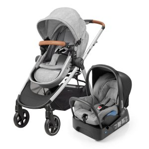 Travel System Anna Com Base - Nomad Grey - Maxi-cosi