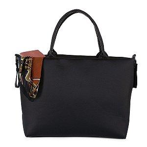 Bolsa 2 em 1 - Pure Black - Chicco