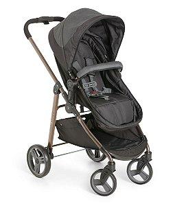 Carrinho De Bebê Travel System Olympus Black - Galzerano