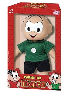 Boneco Cebolinha da Turma Da Mônica Clássico - Baby Brink