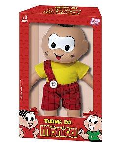 Boneco Cascão da Turma Da Mônica Clássico - Baby Brink