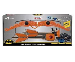 Lança Dardo Batman Pequeno - Brinquedos Rosita