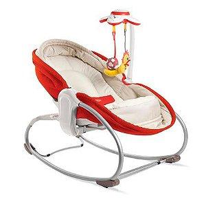 Cadeira de Balanço Rocker Napper (até 18 kg) - Red - Tiny Love