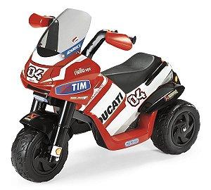 Moto Elétrica Ducati Desmosedici 6 volts - Peg-Pérego