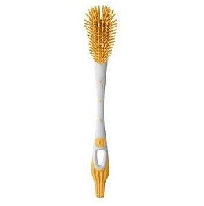 Escova para Mamadeira Soft Brush - Amarelo - MAM