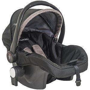 Bebê Conforto Pod Preto Cappuccino pra Carrinho Winner Kiddo