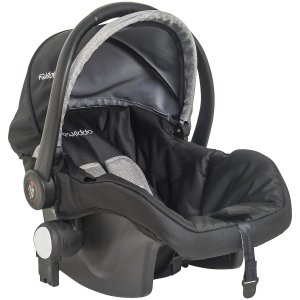 Bebê Conforto Pod Preto Cinza para Carrinho Winner Kiddo