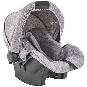 Bebê Conforto Nest Melange para Carrinho Zap - Grafite- Kiddo