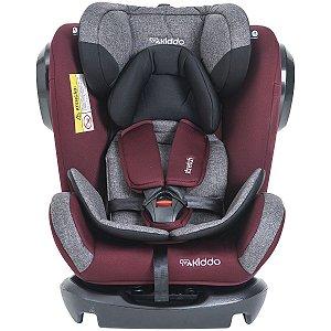 Cadeira para Auto Stretch Melange Vinho - Kiddo