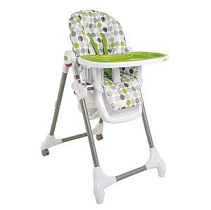 Cadeira de Alimentação Snack Verde - Kiddo