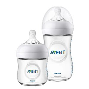 Kit Mamadeiras Pétala 125ml e 260ml - Philips Avent
