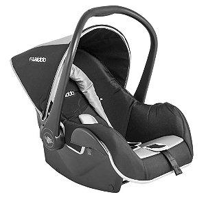 Bebê Conforto Casulo Click Preto Para Carrinho Compass Kiddo