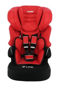 Cadeira Para Auto Nania Beline Luxe Rouge - Teamtex