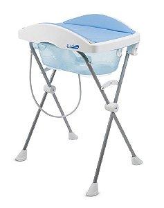 Banheira Para Bebê Tchibum- Baby - Azul - Burigotto