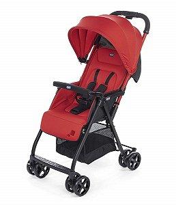 Carrinho de Bebê Ohlalà 2 (até 15 kg) - Paprika - Chicco