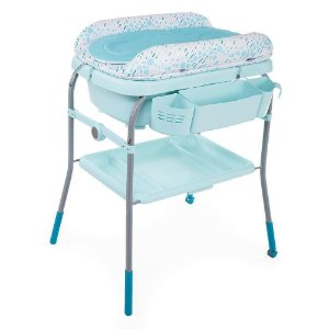 Banheira Cuddle & Bubble Dusty Green - Chicco