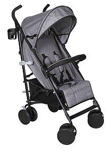 Carrinho de Bebê Nix (até 15 kg) - Cinza - Galzerano