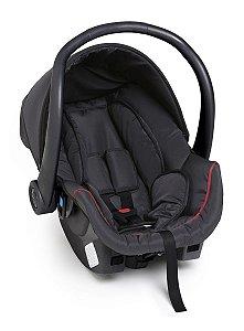 Bebê Conforto Cocoon (até 13 kg) - Preto e Vinho - Galzerano