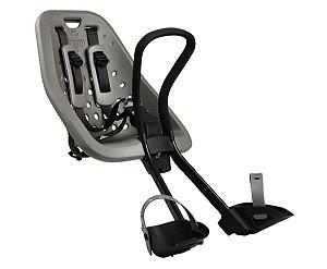 Cadeirinha de Bebê para Bike Dianteira Yepp Mini (até 15 kg) - Silver- Thule