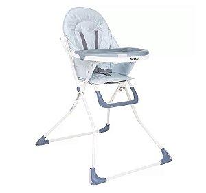 Cadeira de Alimentação Vectra - Azul - Kiddo