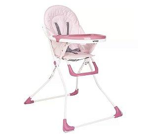 Cadeira de Alimentação Vectra - Rosa - Kiddo