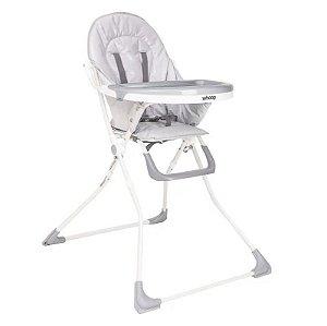 Cadeira de Alimentação Vectra (até 15 kg) - Cinza - Kiddo
