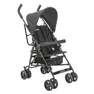 Carrinho de Bebê Torino Preto - Kiddo