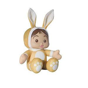 Boneco de Vinil Magali - 23 cm - Baby Brink