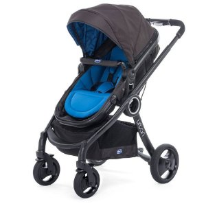 Conjunto de Carinho de Bebê com Color Pack - Blue - Chicco