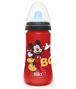 Copo Colors Disney Mickey 300 ml (6+meses) Vermelho  - Lillo